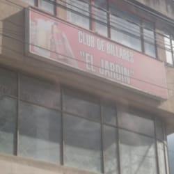 Club De Billares El Jardin en Bogotá