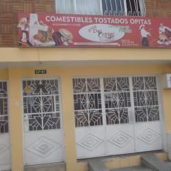 Comestibles Tostados Opitas en Bogotá