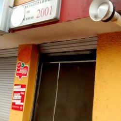 Comercializadora De Apuestas 2001 en Bogotá
