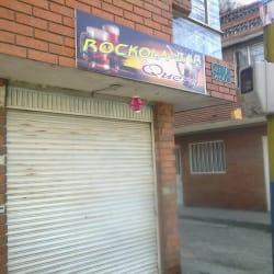Rockola Bar Queru en Bogotá