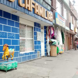 Drogas Cafamiliar en Bogotá