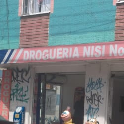 Drogueria Nisi # 1 en Bogotá