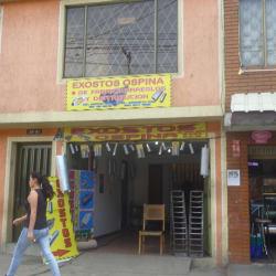 Exostos Ospina en Bogotá