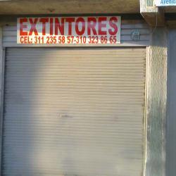 Extintores Calle 12  en Bogotá