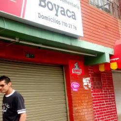 Quesos Y Salsamentaria Boyaca en Bogotá