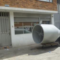 Recubrimiento Tecnico En Pintura Electrostatica en Bogotá