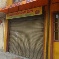 Rapidelicias Santa Clara en Bogotá