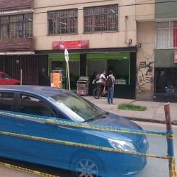 Talione en Bogotá