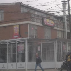 A&J Tacos y Empanadas en Bogotá