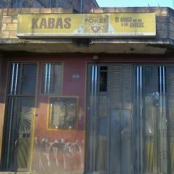 Bar Kabas en Bogotá
