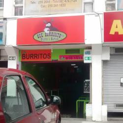 Que Burriiito!! Churros y Burritos en Bogotá
