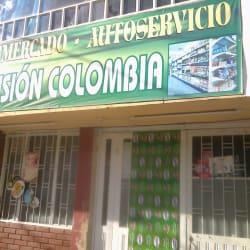 Supermercado Visión Colombia  en Bogotá