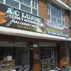 AC Lujos en Bogotá