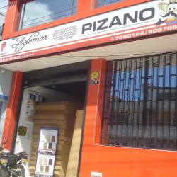 Aglomar en Bogotá