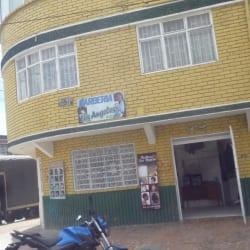 Barberia Los Angeles en Bogotá