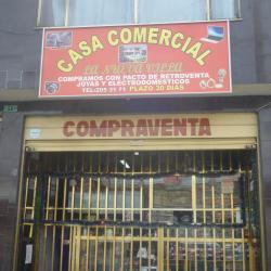 Casa Comercial La Nueva Villa en Bogotá