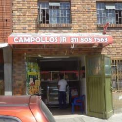 Campollos JR en Bogotá