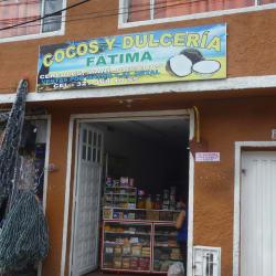 Cocos Y Dulceria Fatima en Bogotá