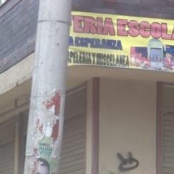 Feria Escolar La Esperanza en Bogotá