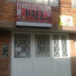 Ferrelectricos Paez en Bogotá