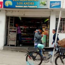 Distribuidora Los Andes en Bogotá