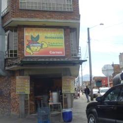 Restaurante  La Cuqueña en Bogotá