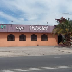Restaurant Lago Oriental en Santiago