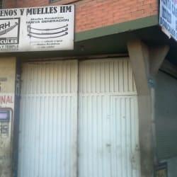 Frenos Y Muelles HM en Bogotá