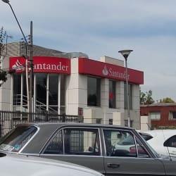 Banco Santander Príncipe de Gales en Santiago
