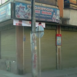 Autoservicio Sorti Merkar  en Bogotá