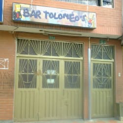 Bar Tolomeo's en Bogotá
