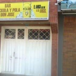 Bar Rockola Y Pola Don Jose en Bogotá