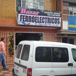 Bazar Ferroelectricos  en Bogotá