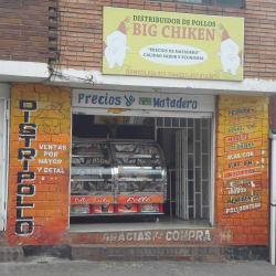 Distribuidora De Pollos Big Chiken en Bogotá