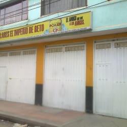 Billares El Imperio De Beto en Bogotá