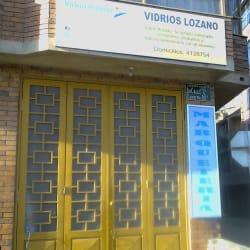 Vidrios Lozano en Bogotá
