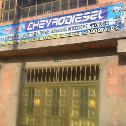 Taller Chevrodiesel en Bogotá