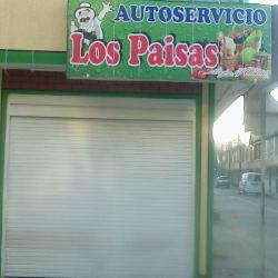 Autoservicio Los Paisas en Bogotá