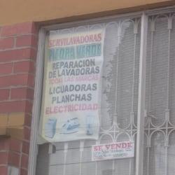 Servilavadoras Piedra Verde en Bogotá