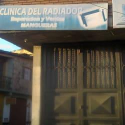 Clinica del Radiador calle 12 en Bogotá
