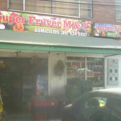 Super Fruver M & Y en Bogotá