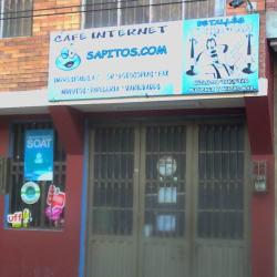 Sapitos.com en Bogotá