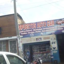 Repuestos Auto Car en Bogotá