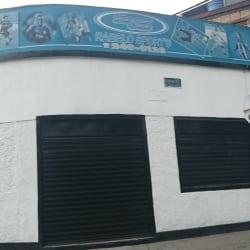 Rabelo Sport's en Bogotá