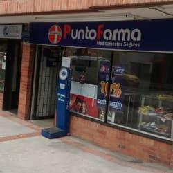 Punto Farma Cedritos en Bogotá
