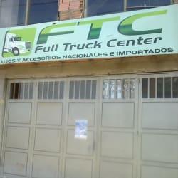 Full Truck Center FTC en Bogotá