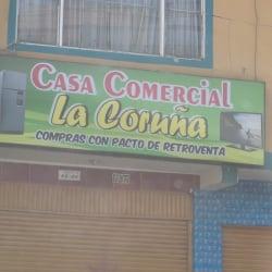 Casa Comercial La Coruña en Bogotá