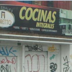 Cocinas Integral Moretto en Bogotá