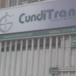 CundiTrans en Bogotá