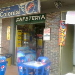 Cafetería Colonial de HB en Bogotá
